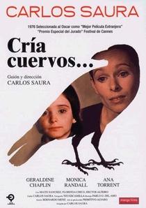 Cria Corvos - Poster / Capa / Cartaz - Oficial 3