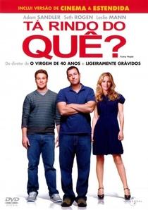 Tá Rindo do Quê? - Poster / Capa / Cartaz - Oficial 2