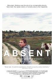 Ausente - Poster / Capa / Cartaz - Oficial 1