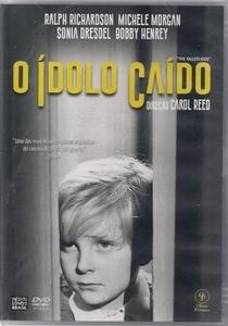 O Ídolo Caído - Poster / Capa / Cartaz - Oficial 2
