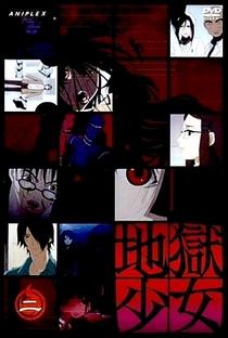Jigoku Shoujo (1ª Temporada) - Poster / Capa / Cartaz - Oficial 7