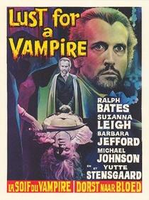 Luxúria de Vampiros - Poster / Capa / Cartaz - Oficial 5