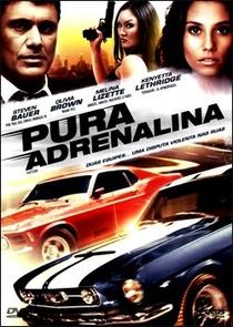Pura Adrenalina - Poster / Capa / Cartaz - Oficial 1