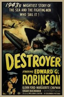 Destroyer - Poster / Capa / Cartaz - Oficial 1