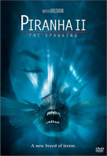 Piranha 2 - Assassinas Voadoras - Poster / Capa / Cartaz - Oficial 1