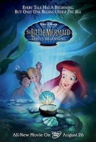 A Pequena Sereia: A História de Ariel - Poster / Capa / Cartaz - Oficial 3