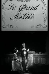 O Grande Méliès - Poster / Capa / Cartaz - Oficial 1
