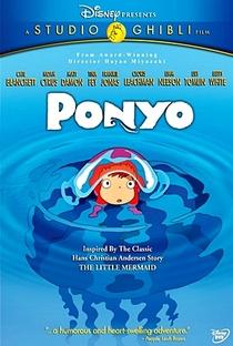 Ponyo: Uma Amizade que Veio do Mar - Poster / Capa / Cartaz - Oficial 27