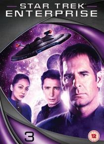 Jornada nas Estrelas: Enterprise (3ª Temporada) - Poster / Capa / Cartaz - Oficial 1