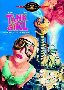 Tank Girl - Detonando o Futuro - Poster / Capa / Cartaz - Oficial 3