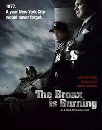 The Bronx Is Burning (1ª Temporada)  - Poster / Capa / Cartaz - Oficial 2