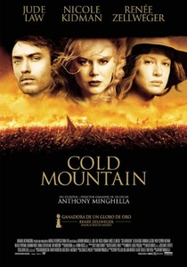 Cold Mountain - Poster / Capa / Cartaz - Oficial 3