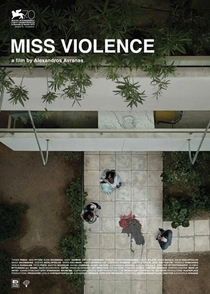 Miss Violência  - Poster / Capa / Cartaz - Oficial 1