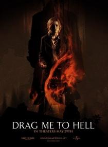 Arraste-me para o Inferno - Poster / Capa / Cartaz - Oficial 4