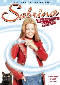 Sabrina, a Aprendiz de Feiticeira (5ª Temporada) - Poster / Capa / Cartaz - Oficial 1