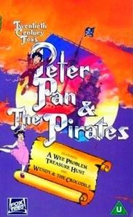 Peter Pan & os Piratas - Poster / Capa / Cartaz - Oficial 1