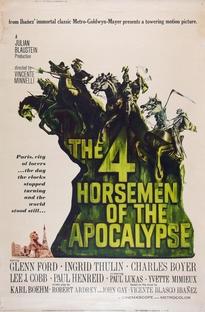 Os Quatro Cavaleiros do Apocalipse - Poster / Capa / Cartaz - Oficial 5