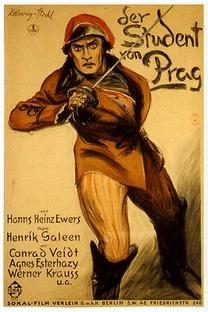O Estudante de Praga - Poster / Capa / Cartaz - Oficial 1