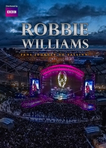 Robbie Williams: Fans Journey to Tallinn - Poster / Capa / Cartaz - Oficial 1