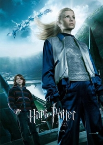 Harry Potter e o Cálice de Fogo - Poster / Capa / Cartaz - Oficial 7