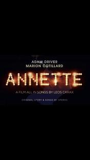 Annette - Poster / Capa / Cartaz - Oficial 1