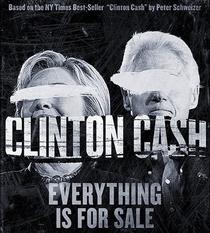 Clinton Cash - Poster / Capa / Cartaz - Oficial 1