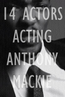 14 Actors Acting - Anthony Mackie - Poster / Capa / Cartaz - Oficial 1