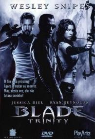 Blade: Trinity - Poster / Capa / Cartaz - Oficial 2