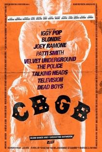 CBGB - O Berço do Punk Rock - Poster / Capa / Cartaz - Oficial 11