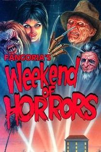 Fangoria's Weekend of Horrors - Poster / Capa / Cartaz - Oficial 1