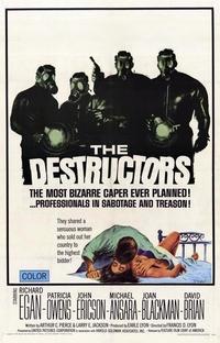 Os Demolidores - Poster / Capa / Cartaz - Oficial 1