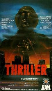 Thriller - Poster / Capa / Cartaz - Oficial 2