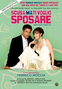 Desculpa, Mas Eu Quero Casar - Poster / Capa / Cartaz - Oficial 3