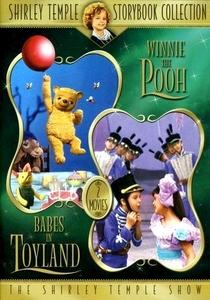 Shirley Temple's Storybook: O Ursinho Pooh - Poster / Capa / Cartaz - Oficial 3