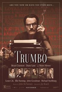 Trumbo: Lista Negra - Poster / Capa / Cartaz - Oficial 1