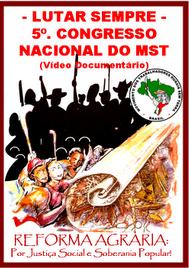 Luta Sempre - 5° Congresso do MST - Poster / Capa / Cartaz - Oficial 1