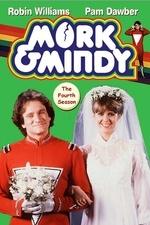 Mork & Mindy (4ª Temporada) - Poster / Capa / Cartaz - Oficial 1