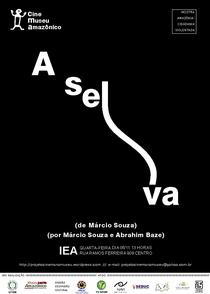 A Selva - Poster / Capa / Cartaz - Oficial 2