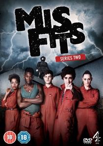 Misfits (2ª Temporada) - Poster / Capa / Cartaz - Oficial 1
