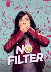 Sem filtro - Poster / Capa / Cartaz - Oficial 2