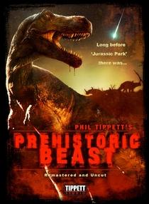 Prehistoric Beast - Poster / Capa / Cartaz - Oficial 1