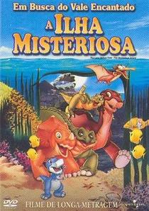 Em Busca do Vale Encantado V: A Ilha Misteriosa - Poster / Capa / Cartaz - Oficial 1