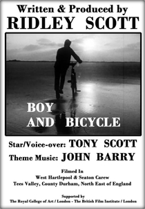 Boy and Bicycle - Poster / Capa / Cartaz - Oficial 1