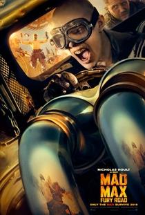 Mad Max: Estrada da Fúria - Poster / Capa / Cartaz - Oficial 16
