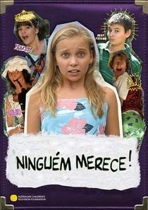 Ninguém Merece (1ª Temporada) - Poster / Capa / Cartaz - Oficial 1