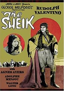 O Sheik - Poster / Capa / Cartaz - Oficial 3