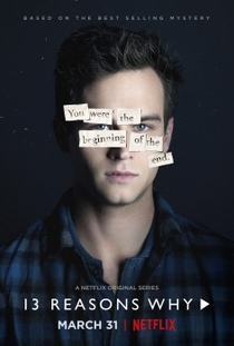 13 Reasons Why (1ª Temporada) - Poster / Capa / Cartaz - Oficial 6