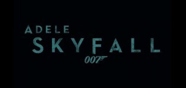 Adele lança oficialmente a música tema de 007 - Operação Skyfall.