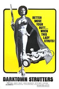 Darktown Strutters - Poster / Capa / Cartaz - Oficial 1