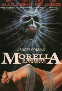 Morella - O Espirito Satânico - Poster / Capa / Cartaz - Oficial 2